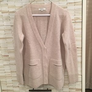 Madewell Comfy Cardigan in Cream